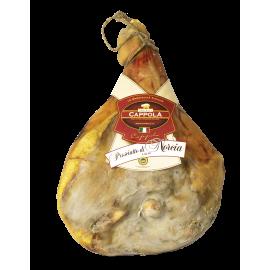 Prosciutto di Norcia IGP 16/18 mesi 10 kg con osso