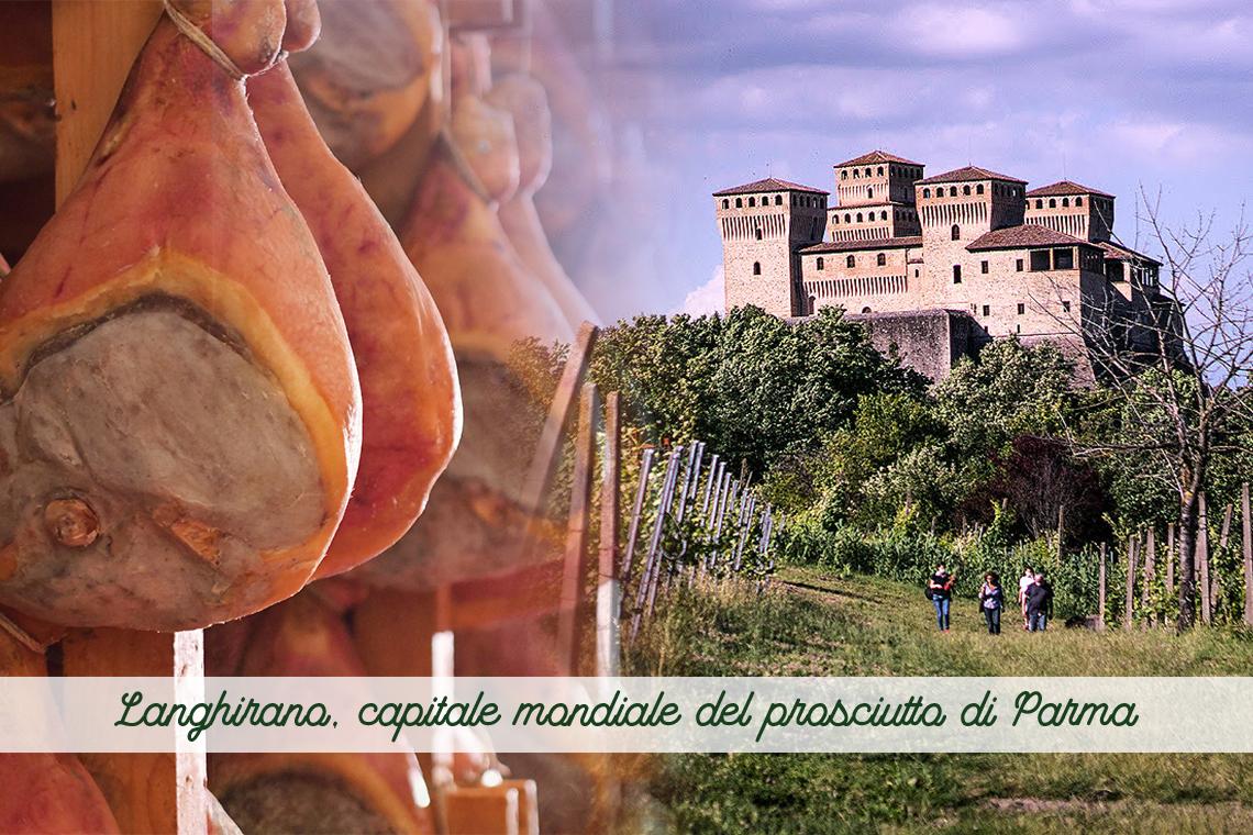 Langhirano: nel cuore del prosciutto crudo di Parma